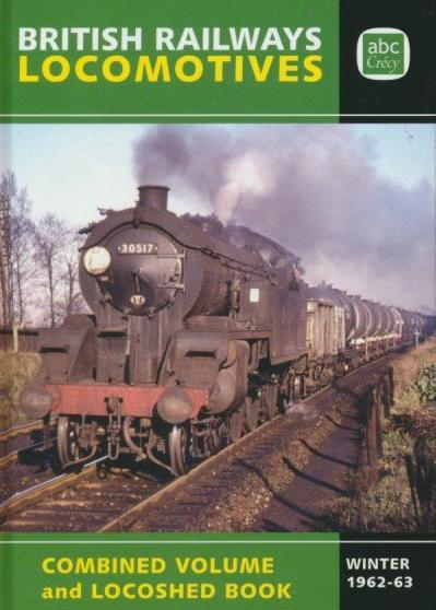 abc British Railways Locomotives Winter 1962/63