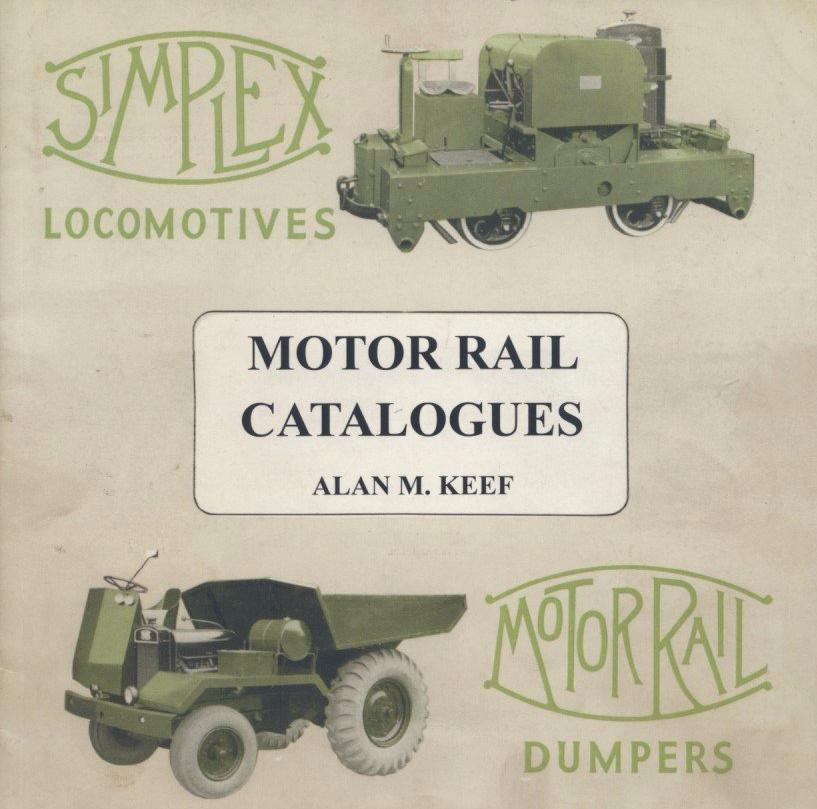Motor Rail Catalogues