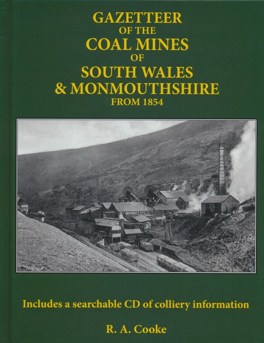 Gazetteer of the Coal Mines of South Wales & Monmouthshire
