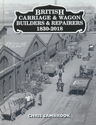 British Carriage & Wagon Builders & Repairers 1830-2018