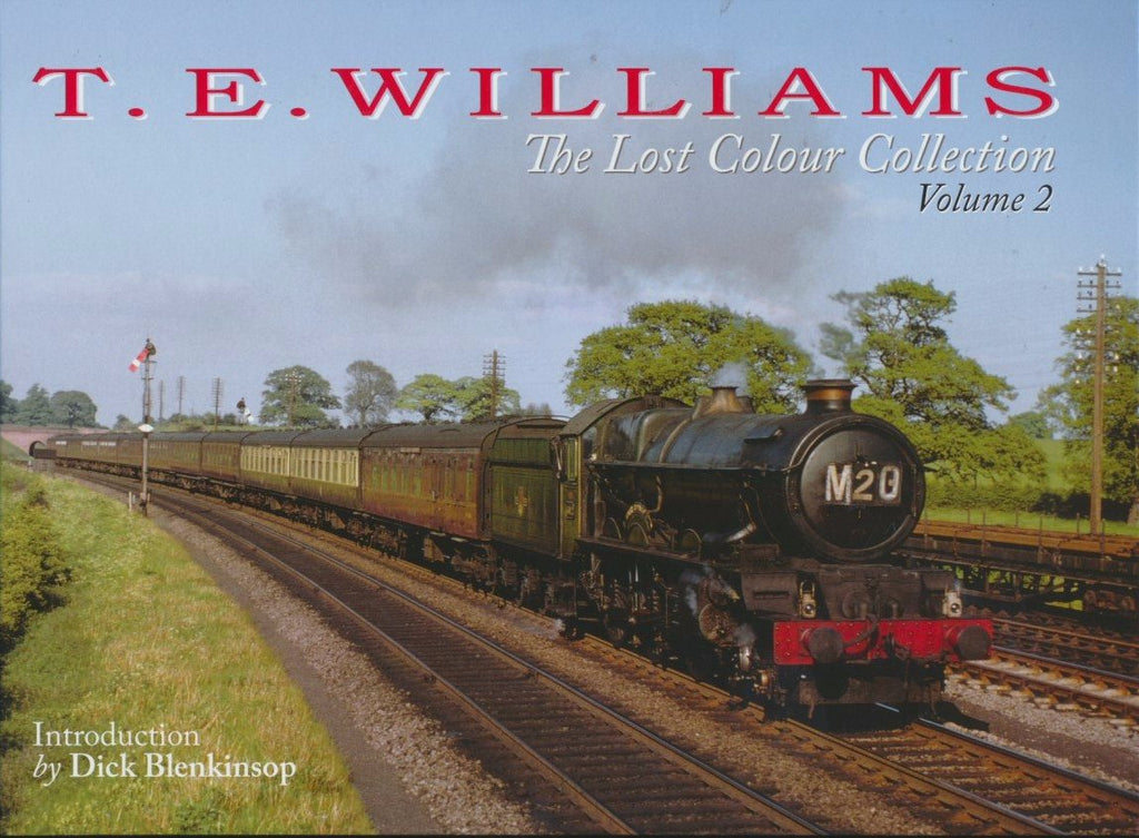 T.E. Williams: The Lost Colour Collection, Volume 2