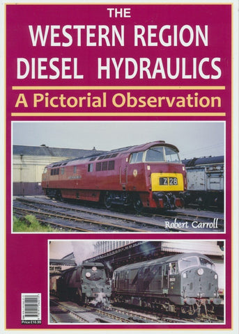 The Western Region Diesel Hydraulics - A Pictorial Observation