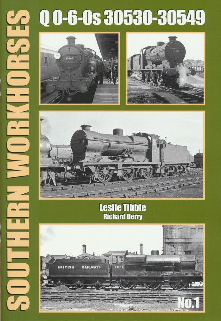 Southern Workhorses No.1 - Q 0-6-0s