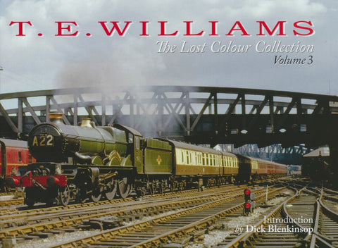T E WILLIAMS: The Lost Colour Collection Volume 3