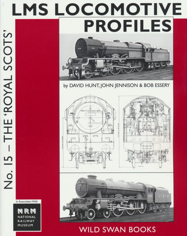 LMS Loco Profile 15 - The Royal Scots