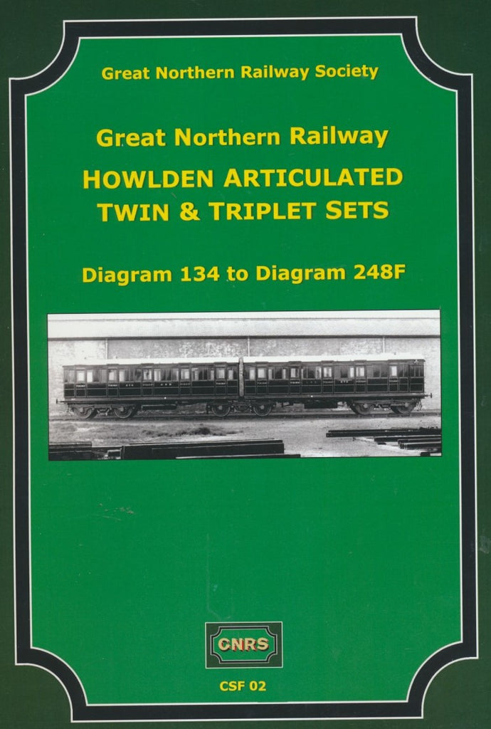 GNR Howlden Articulated Twin & Triplet Sets
