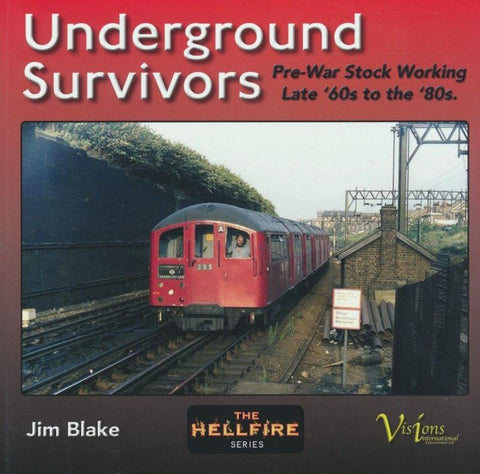 Underground Survivors - Pre-War Stock Working Late '60s to the '80s