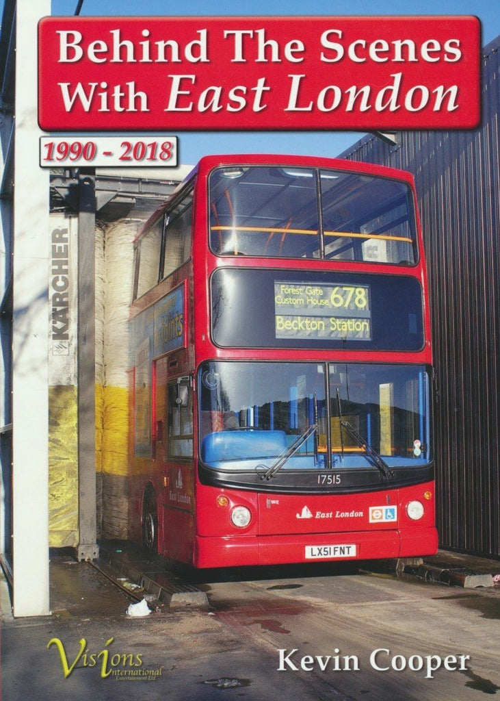 Behind The Scenes With East London 1990-2018