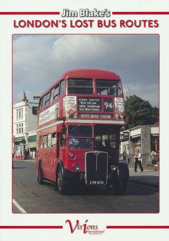 Lost London Bus Routes