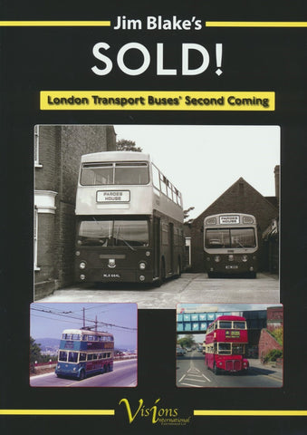 SOLD! - London Transport Buses' Second Coming