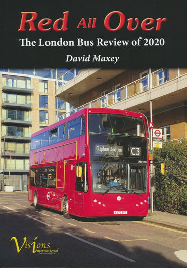 Red All Over 10 - The London Bus Review of 2020