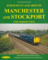 Railways in and around Manchester and Stockport