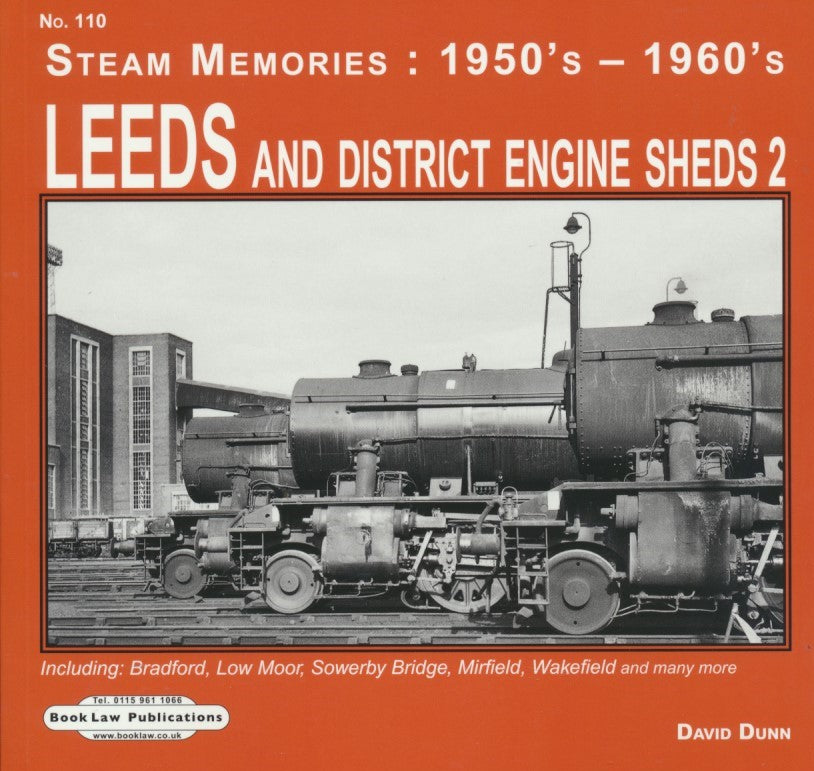 Leeds and District Engine Sheds 2