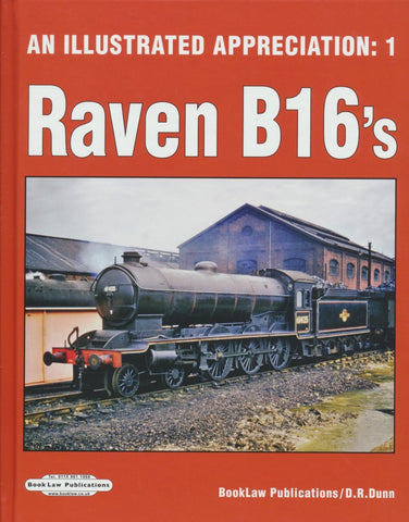 An Illustrated Appreciation 1: Raven B16's
