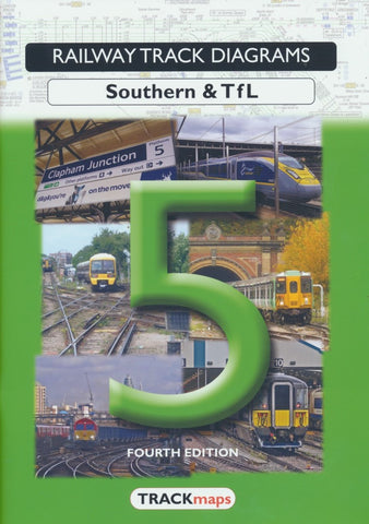 Railway Track Diagrams: 5 - Southern & TfL