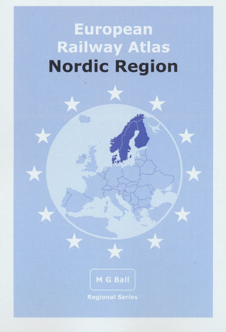 European Rail Atlas: Nordic Region