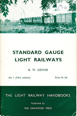 Standard Gauge Light Railways