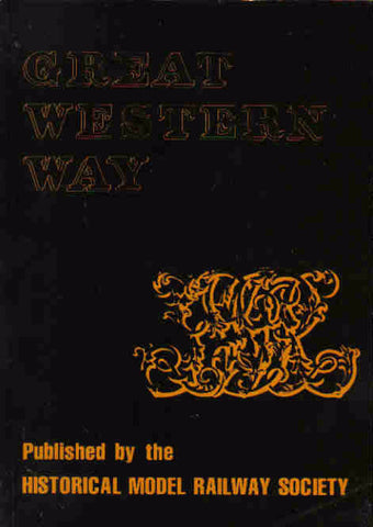 Great Western Way (1st edition)