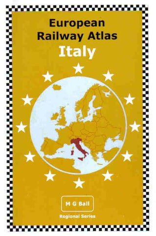 European Rail Atlas: Italy