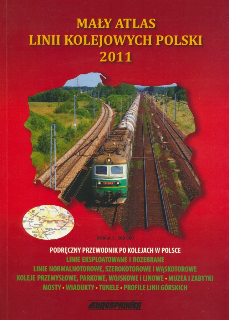Polish Railway Atlas 2011