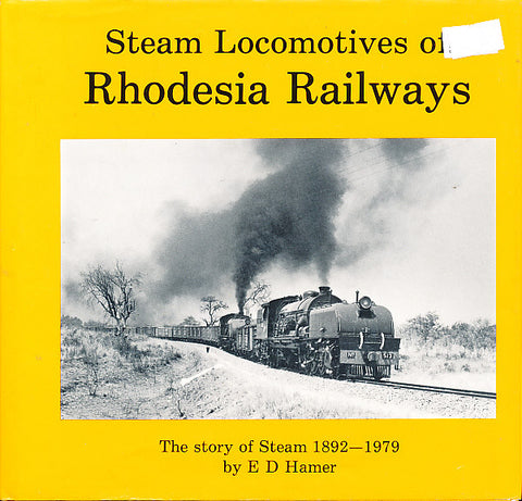 Steam Locomotives of Rhodesia Railways