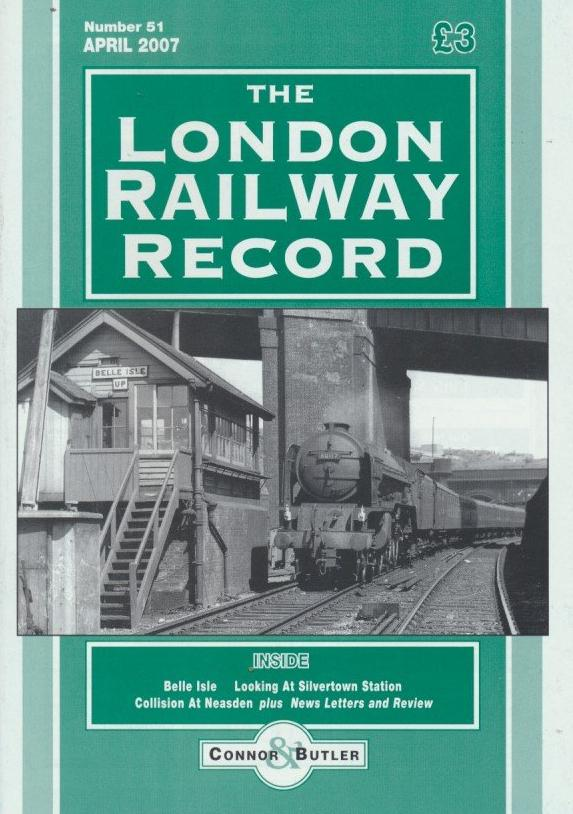 London Railway Record - Number 51