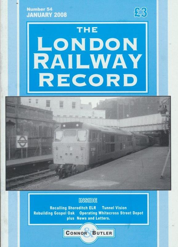 London Railway Record - Number 54
