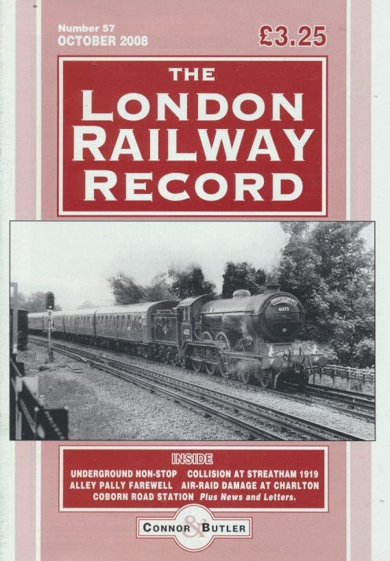 London Railway Record - Number 57