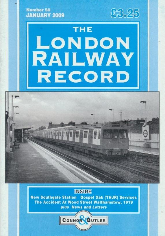London Railway Record - Number 58