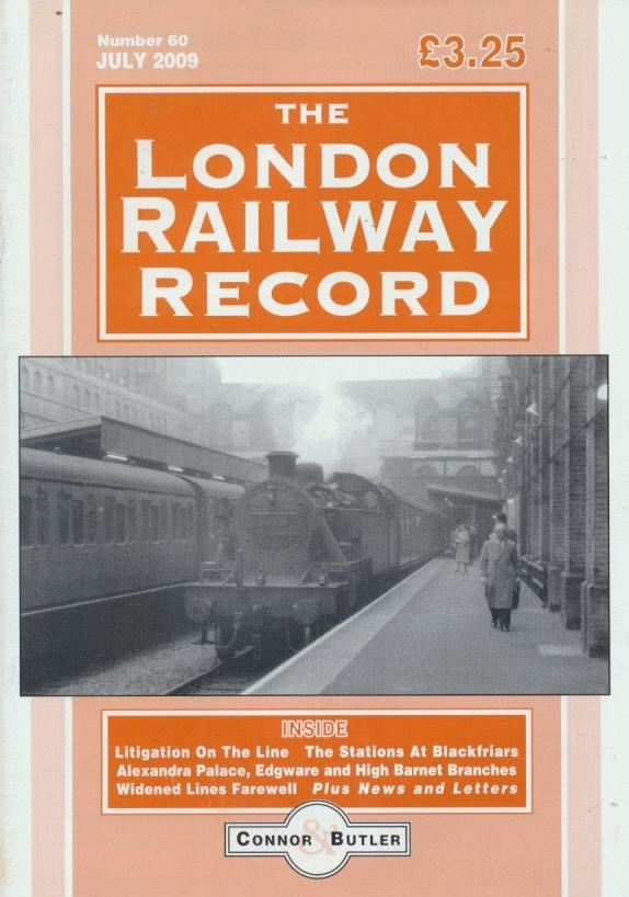 London Railway Record - Number 60