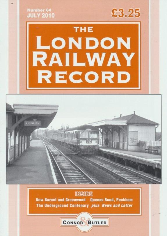 London Railway Record - Number 64