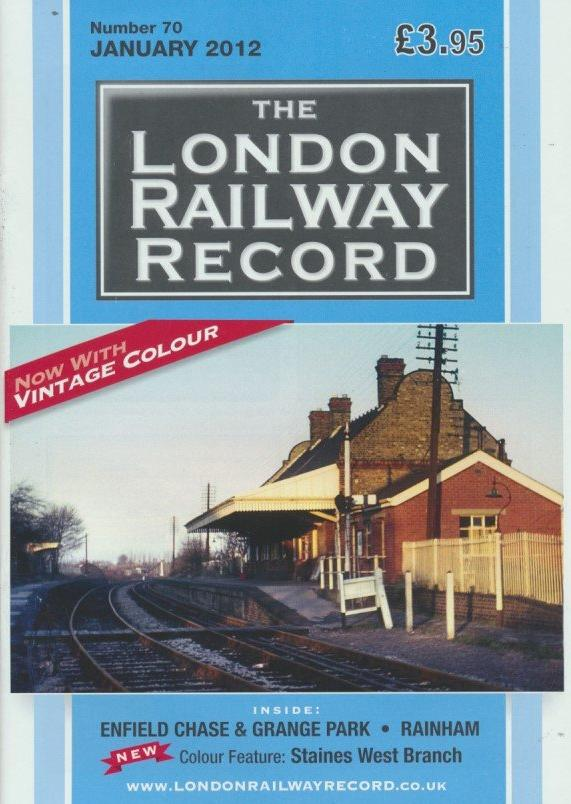 London Railway Record - Number 70