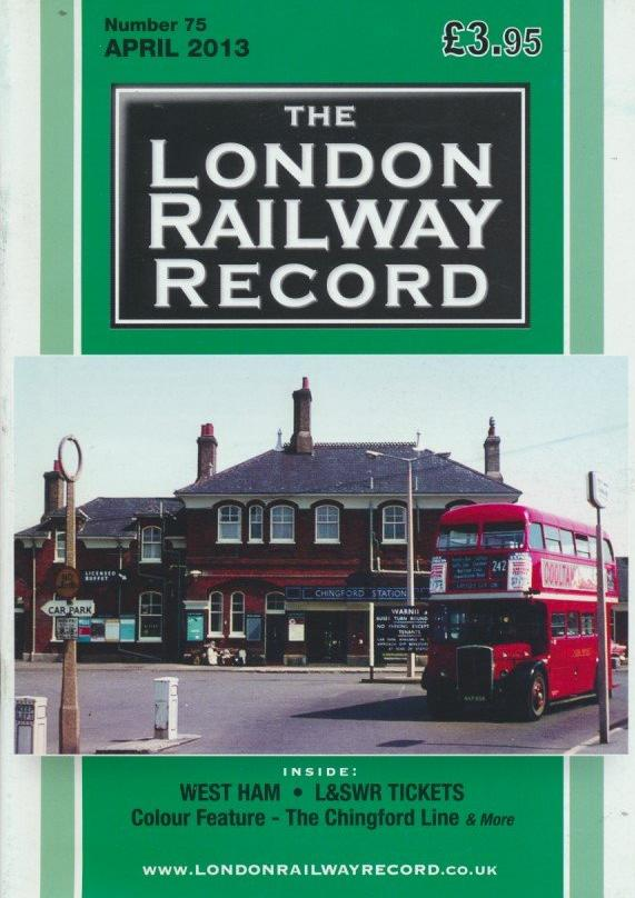 London Railway Record - Number 75