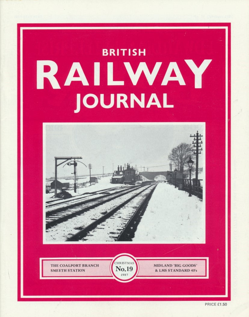 British Railway Journal - Issue 19