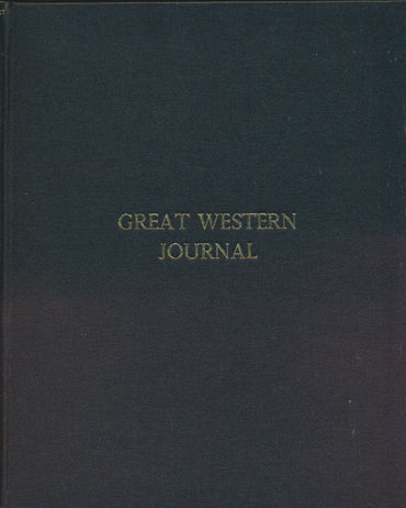 Great Western Journal - Bound Copy: Volume  9