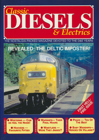 Classic Diesels & Electrics - Issue  1