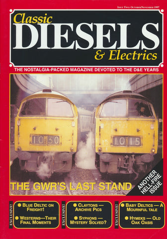 Classic Diesels & Electrics - Issue  2