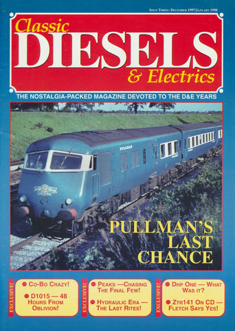 Classic Diesels & Electrics - Issue  3