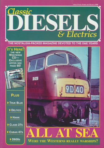 Classic Diesels & Electrics - Issue  4