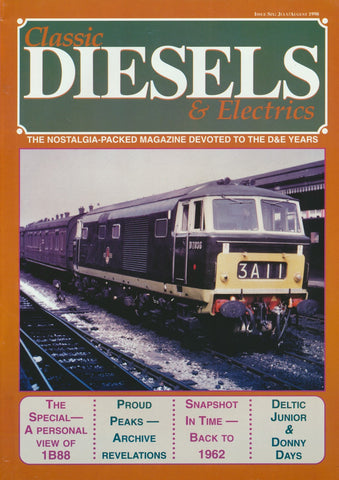 Classic Diesels & Electrics - Issue  6