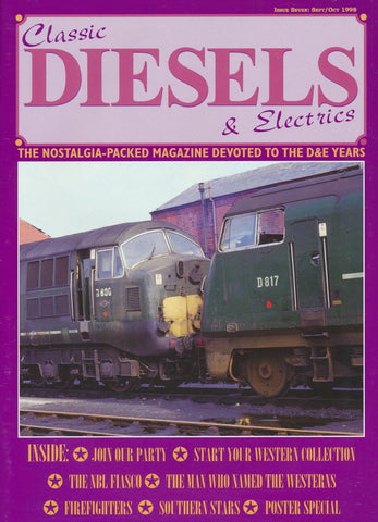 Classic Diesels & Electrics - Issue  7