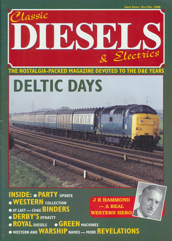 Classic Diesels & Electrics - Issue  8