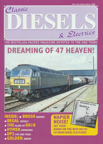 Classic Diesels & Electrics - Issue 10