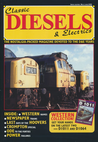 Classic Diesels & Electrics - Issue 11