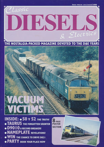 Classic Diesels & Electrics - Issue 12