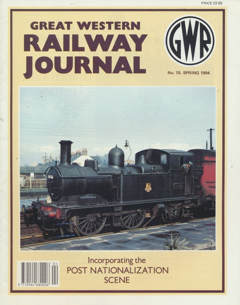 Great Western Railway Journal - Issue 10