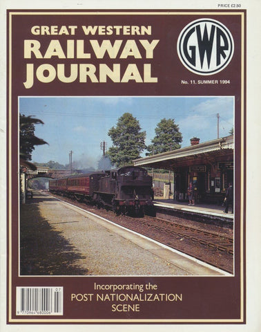 Great Western Railway Journal - Issue 11