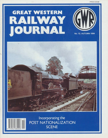 Great Western Railway Journal - Issue 12