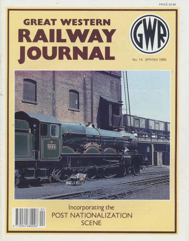 Great Western Railway Journal - Issue 14