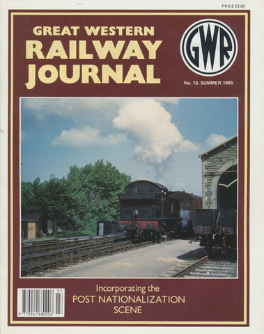 Great Western Railway Journal - Issue 15